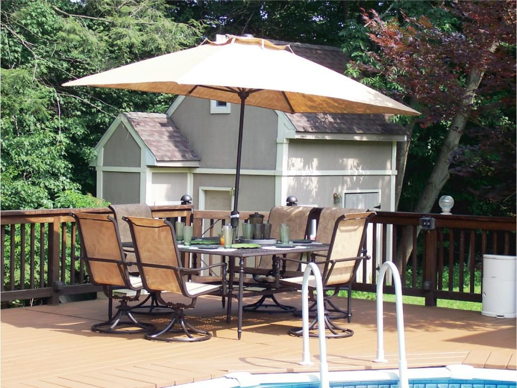 Deck Furniture Layout Ideas Optimizing Home Decor Ideas Best