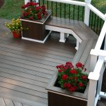 Deck Ideas Love This Idea Decorating Backyard Patio Designs