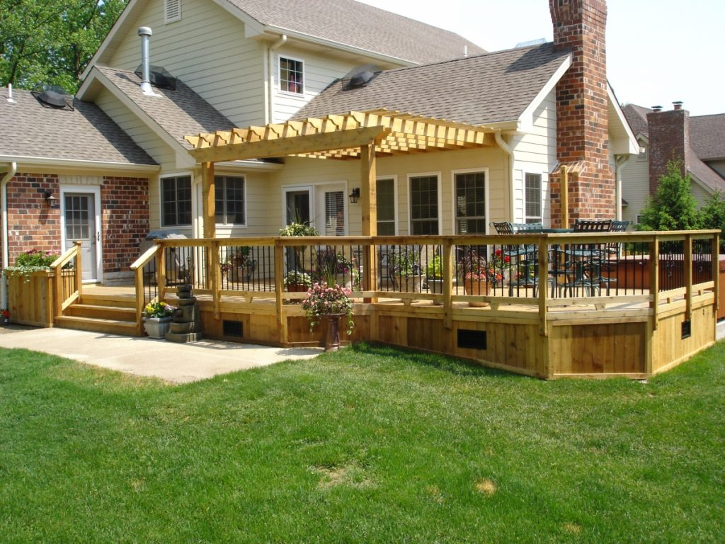 Deck Pergola Designs Innovative Deck Pergola Invisibleinkradio
