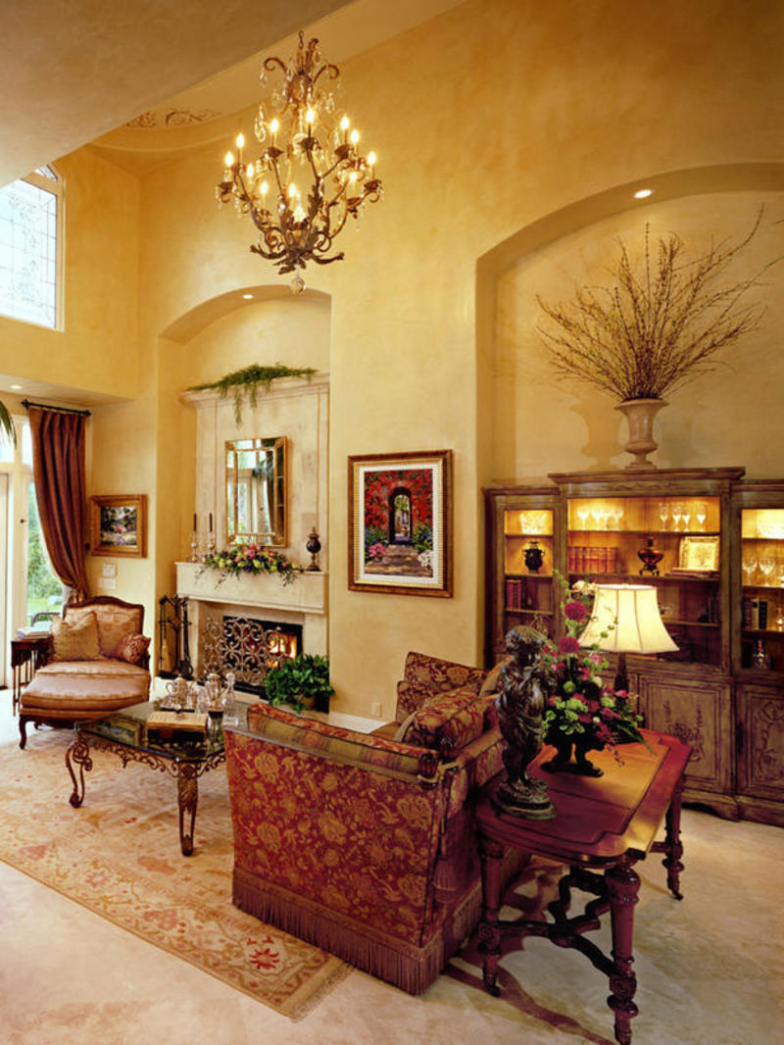 Decor Miraculous Tuscan Living Room Decor For Your House Idea