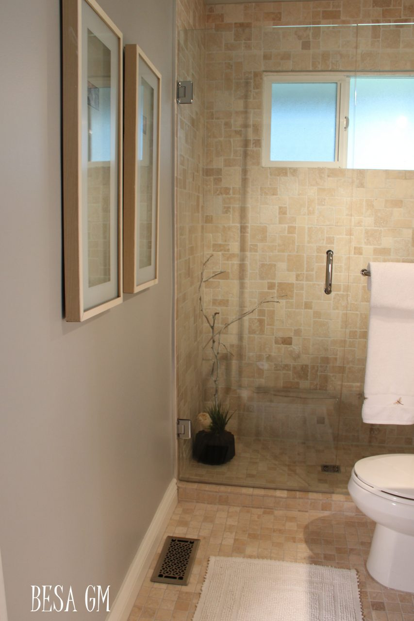 Decor Of Small Bathroom Designs With Shower Only Pertaining To