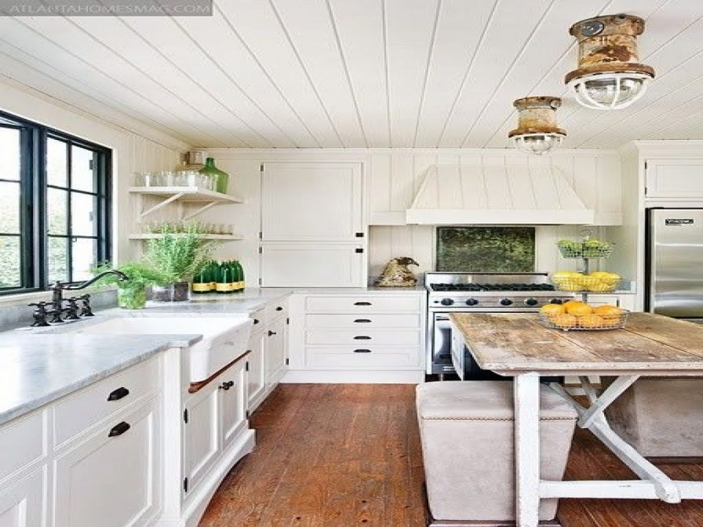 Decorating Ideas Dining Room White Pine Kitchen Ceiling White