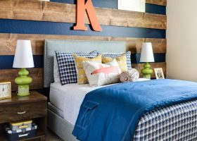 Teen Boy Bedroom Ideas Rustic