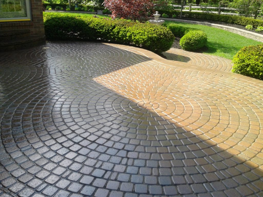 Designs For Brick Paving Natural Brick Pavers Design Interior