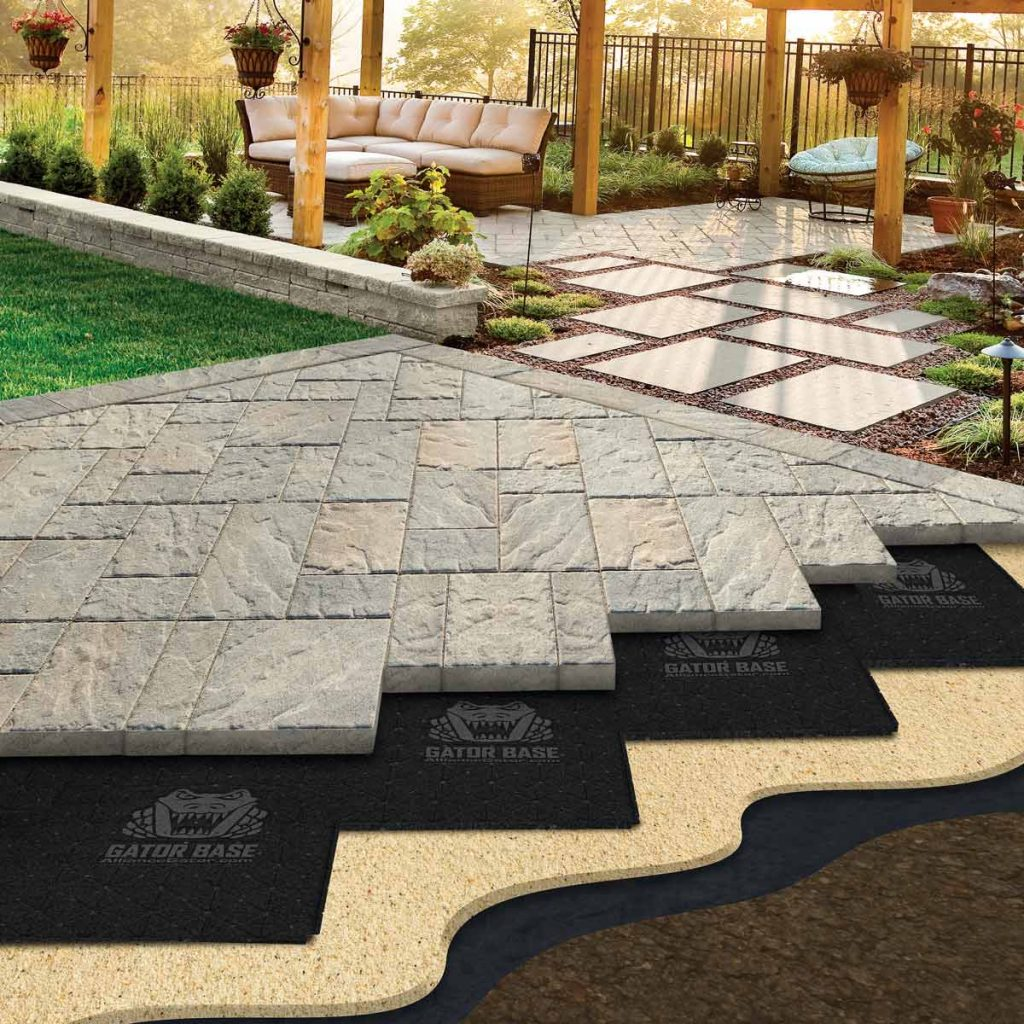 Different Types Of Patio Pavers Carehomedecor