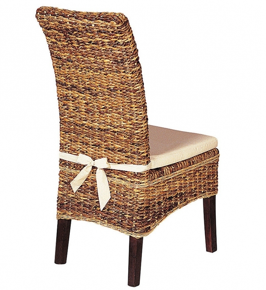 Dining Chairs Inspiring Indoor Wicker Dining Chairs For Linen Dining