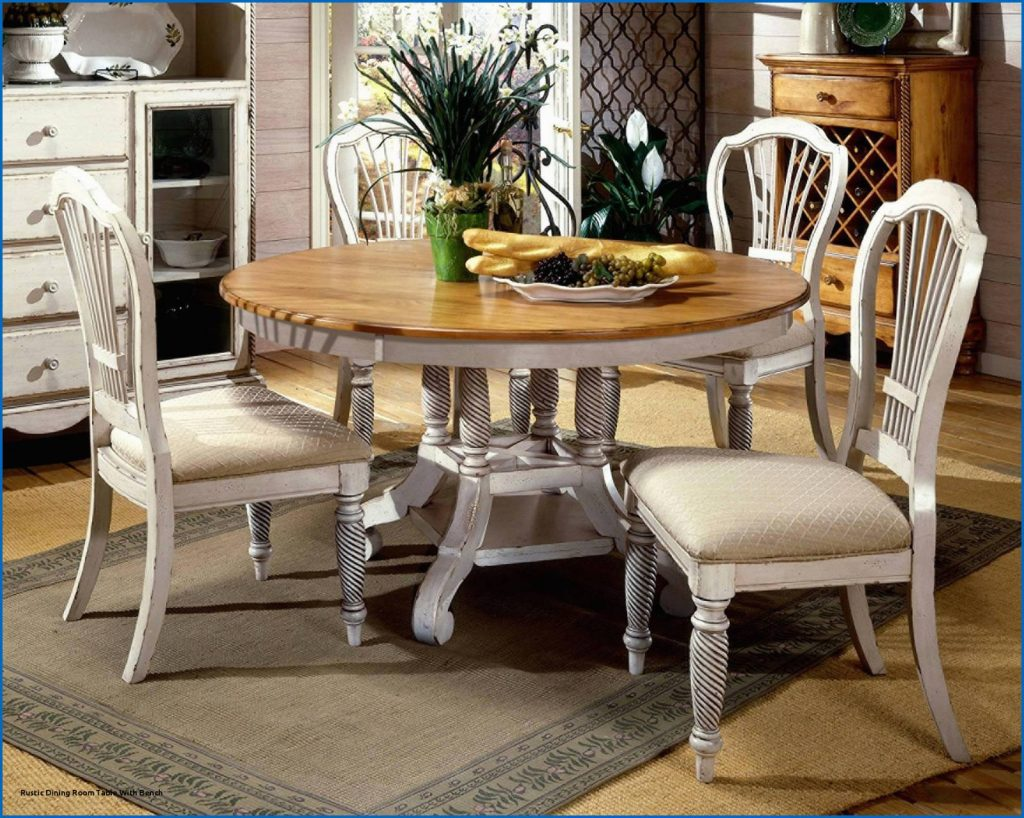 Dining Room Images Awesome Rustic Dining Room Table With Bench