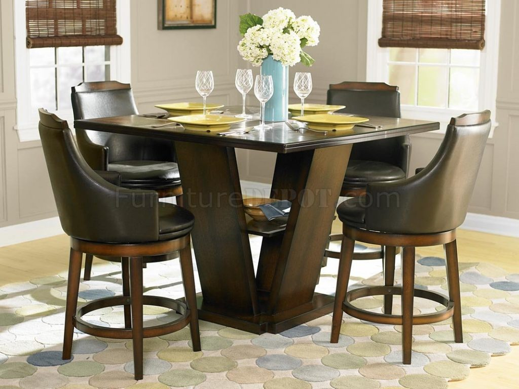 Dining Room Set Swivel Chairs For Living Room Chair Dining Table
