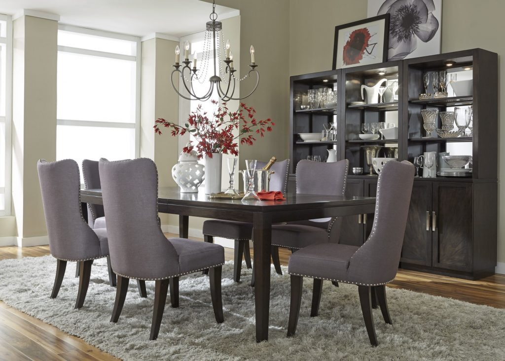 Dining Room Set Transitional Dining Room Set Round Dining Room