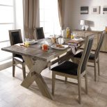 Elegant Rustic Dining Room Tables 3 Palms Hotels Make A Rustic