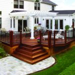 Deck with Pergola Design Ideas