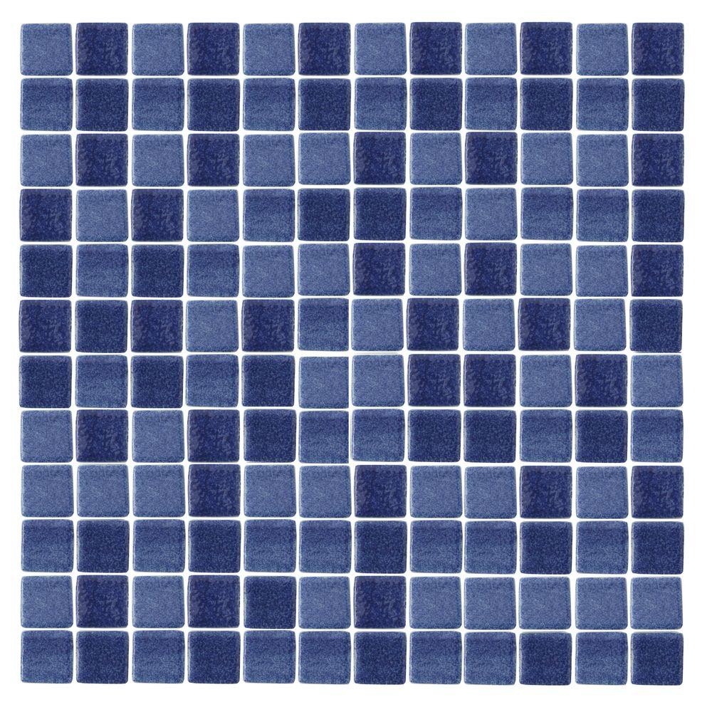 Epoch Architectural Surfaces Spongez S Dark Blue 1411 Mosiac