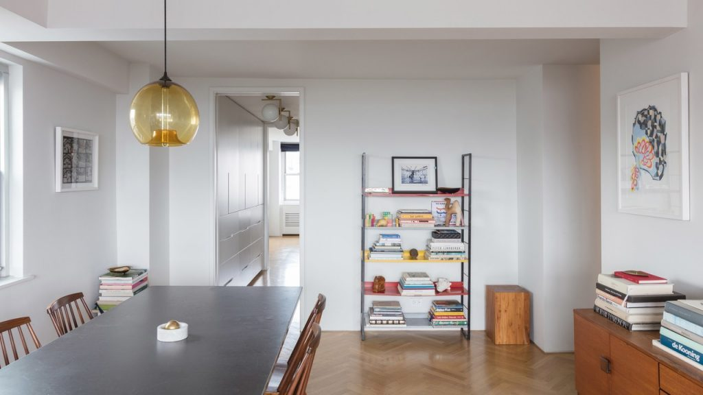 Every Cranny Got Special Attention In This Minimalist Apartment