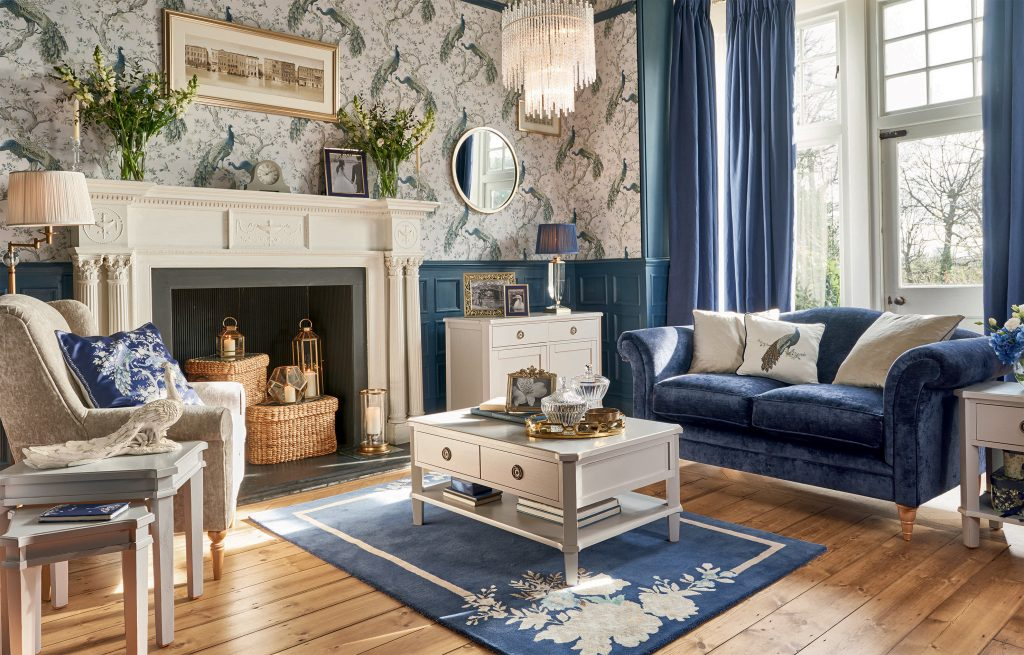 Excellent Ideas For Decorating With Blue