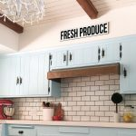 Rustic French Country Kitchen Signs
