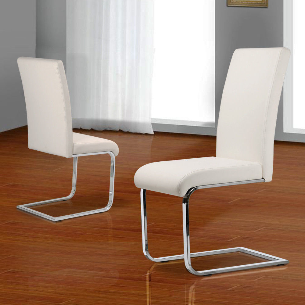Faux Leather Dining Room Chairs Brown Faux Leather Dining Room Chairs