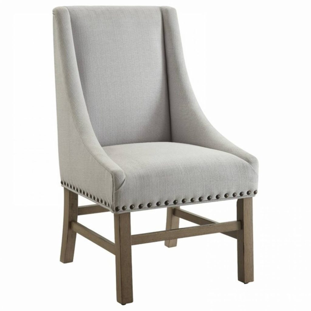 Florence Upholstered Dining Chair With Nailhead Trim