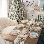 French Country Christmas Table