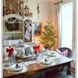 From My Front Porch To Yours Farmhouse Christmas Dining Room