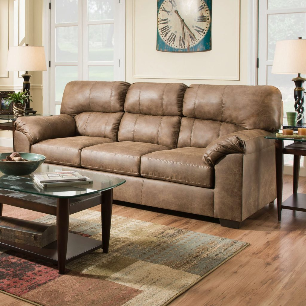 Furniture Brings Big Comfort To Your Home With Simmons Couch