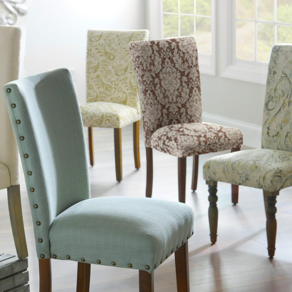 Furniture Cheap Parsons Chairs For Match Your Dining Table