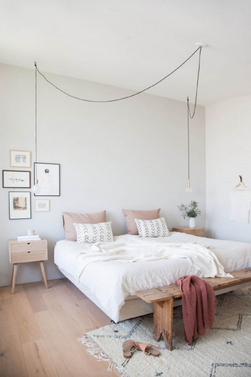 Get Inspired With 24 Stunning Scandinavian Bedrooms Designs In 2019