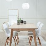 Scandinavian Kitchen Table