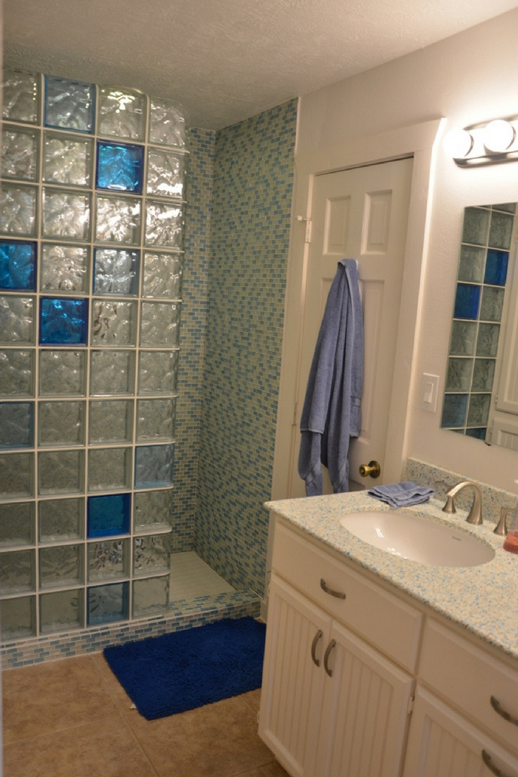 Glass Block Shower Wall Planning And Installation 5 Reasons You