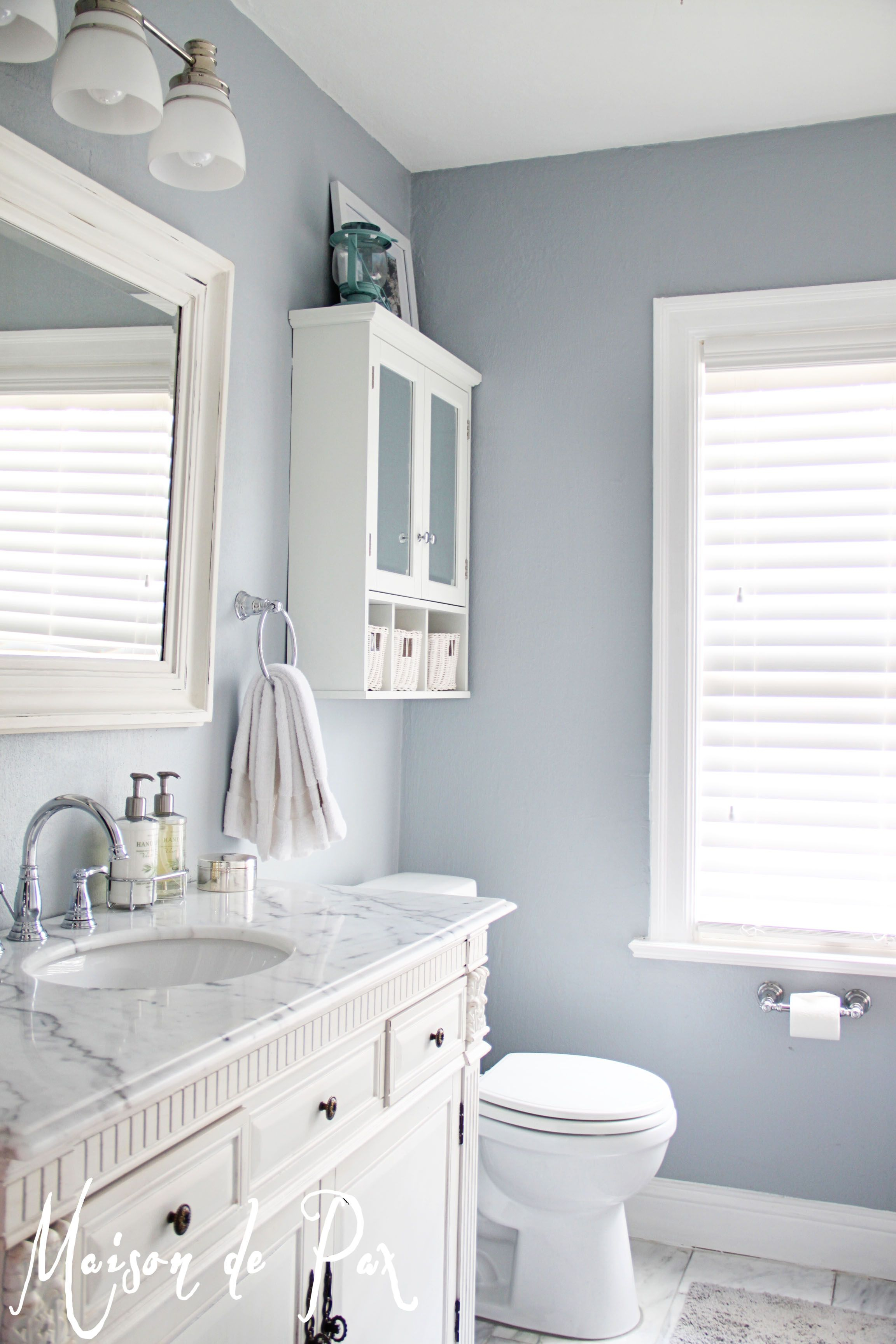 Gorgeous White And Gray Marble Bathroom Spaces I Love Grey