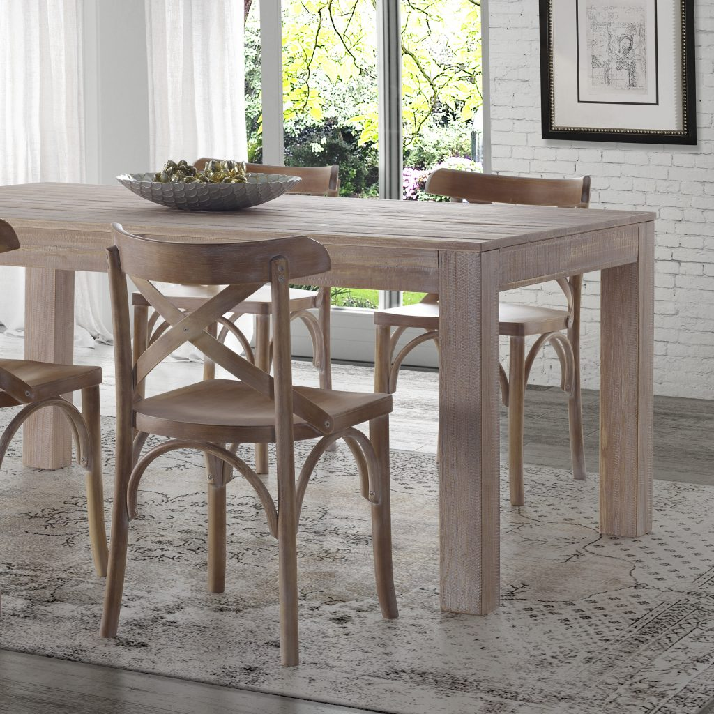 Grain Wood Furniture Montauk Solid Wood Dining Table Reviews Wayfair
