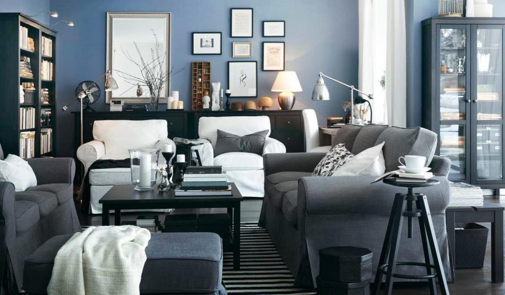 Grey Living Room Design Image Amberyin Decors Help Design A Grey
