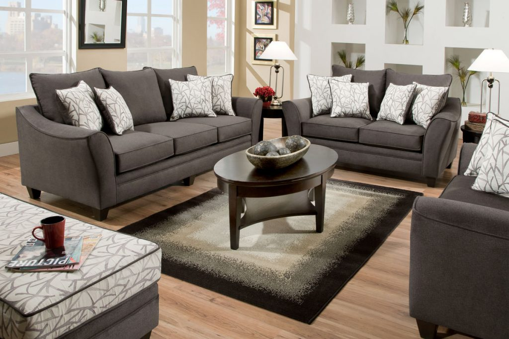 Grey Living Room Sets Decor