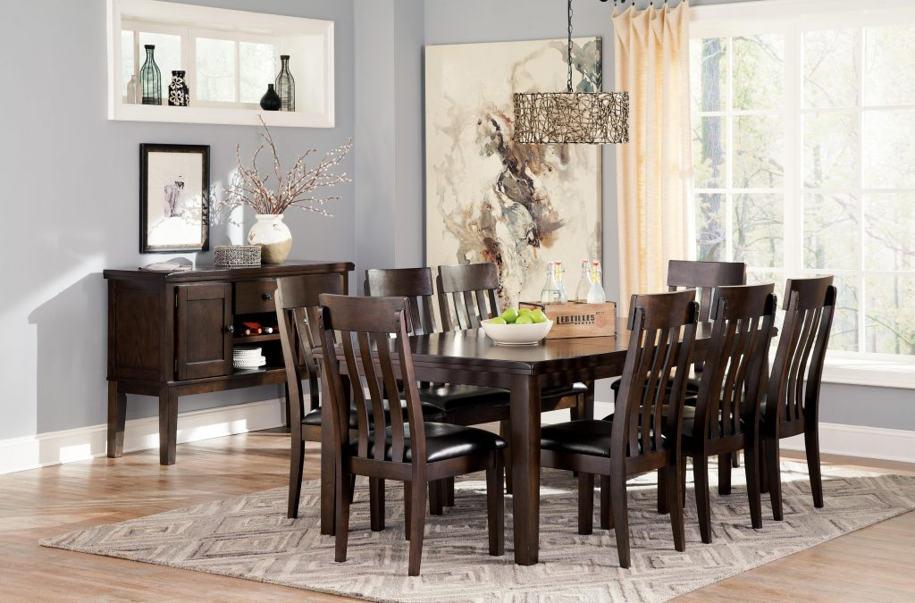 Haddigan Casual Dining Room Group Rotmans Casual Dining Room Group