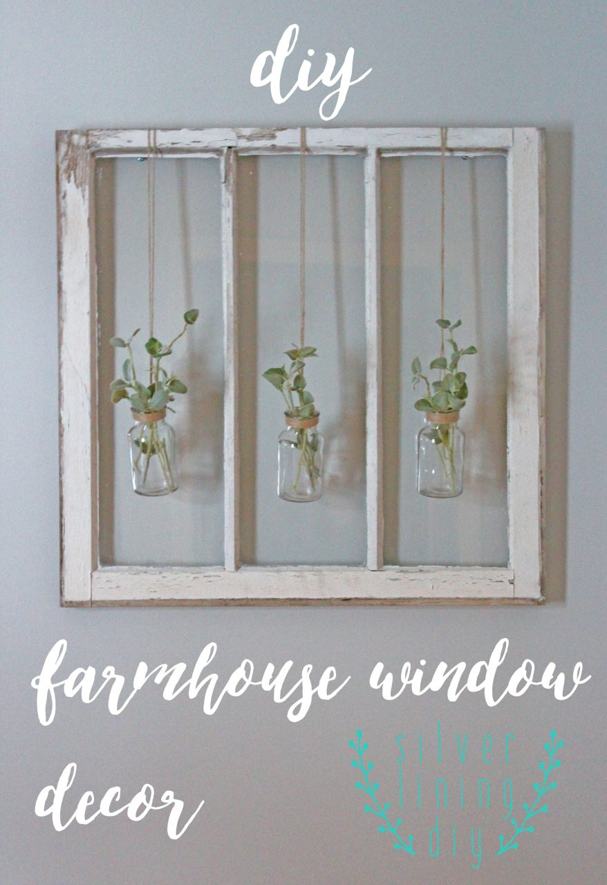 Have A Ton Of Old Barn Windows Hanging Around Your House Follow