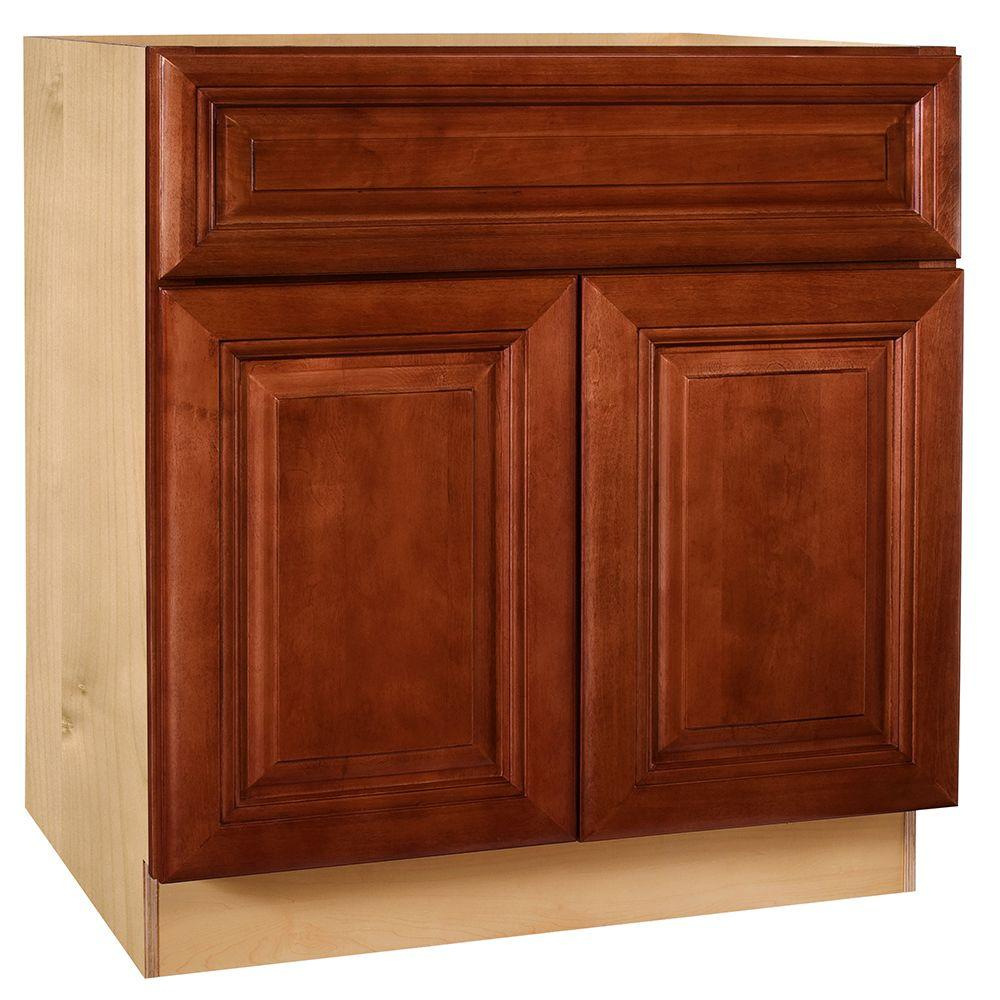 Home Decorators Collection Lyndhurst Assembled 24x345x24 In Double