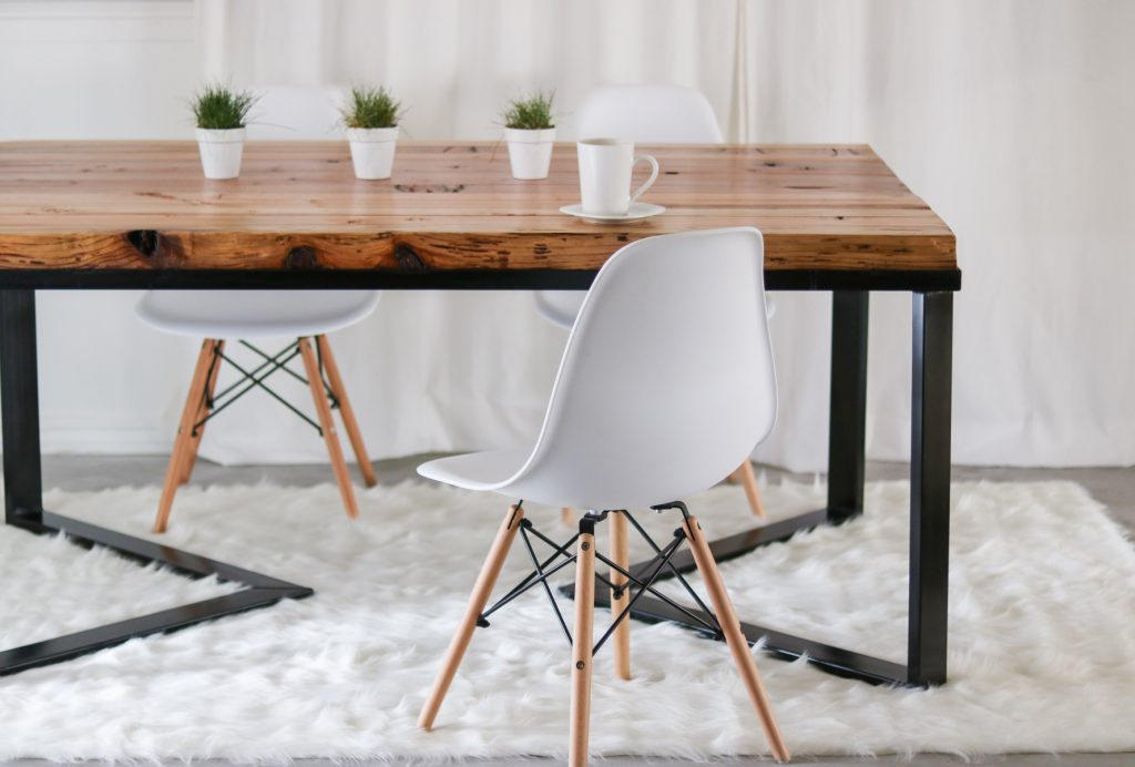 How I Made My Dining Table Under 60 Diy Table Scandinavian