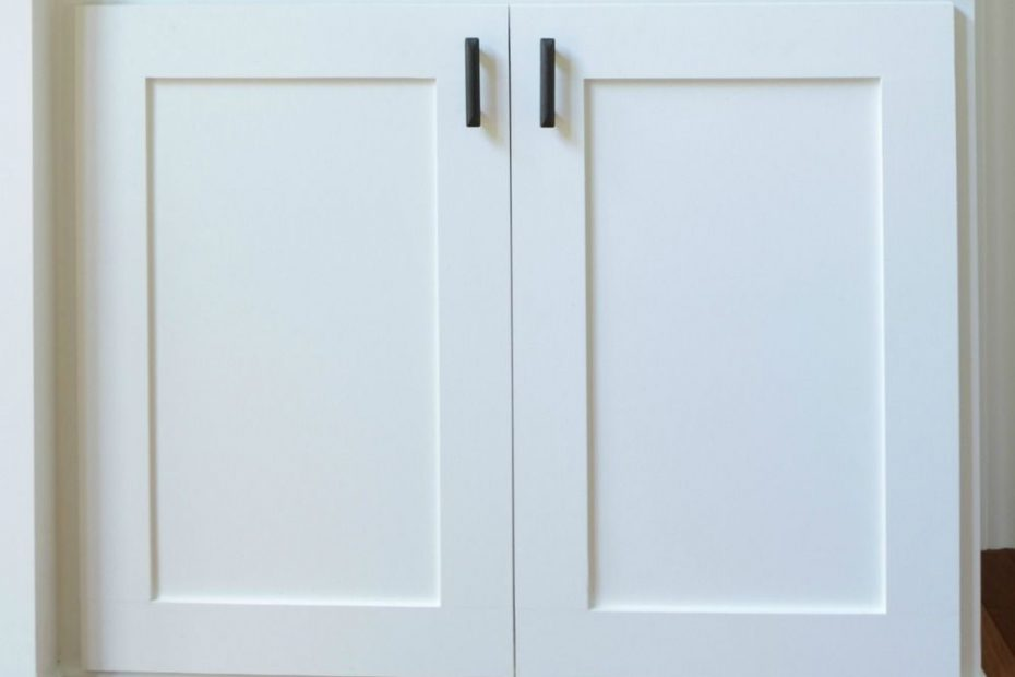 How To Build A Cabinet Door Diy Future Home Building Kitchen