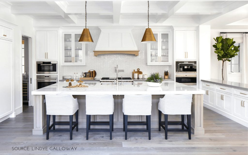 How To Hang Pendant Lighting Over Kitchen Island Caroline On Design