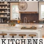 Industrial Cottage Kitchen Design