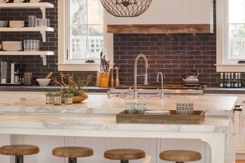 I Love The Combo Of Industrial And Farmhouse Especially In The