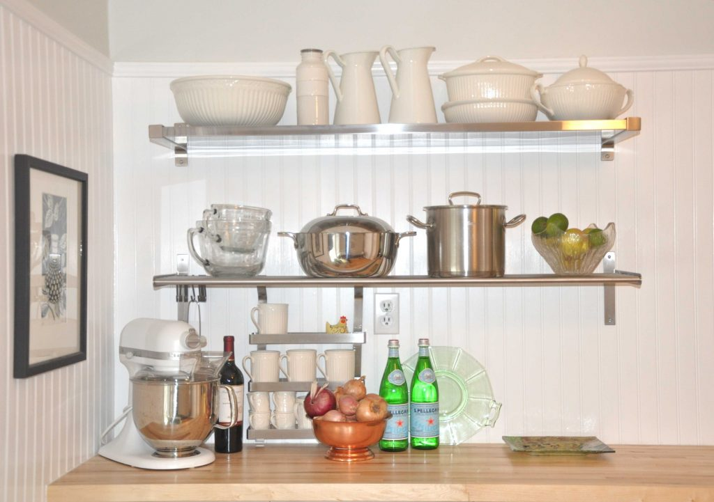 Ikea Metal Shelves Kitchen Hack Shelf Pantry Pull Shelving Units
