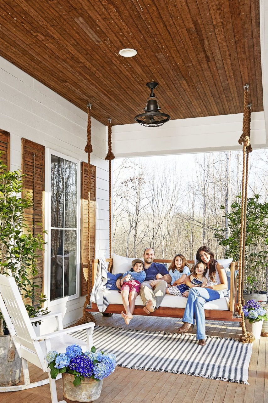 Inside A Mississippi Farmhouse That Fits A Family Of 6 D I G S