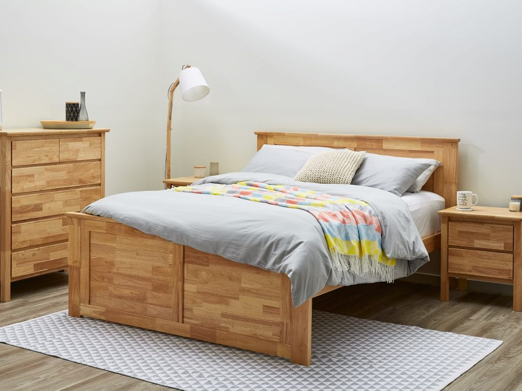 King Size Bedroom Suites 50 75 Off Sale Modern Hardwood Frame