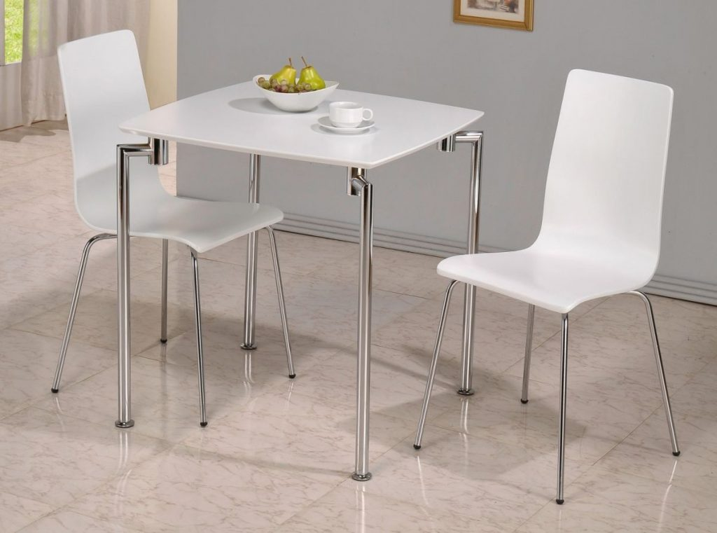 Kitchen Captivating Fiji Small Dining Set Small Square Table Two