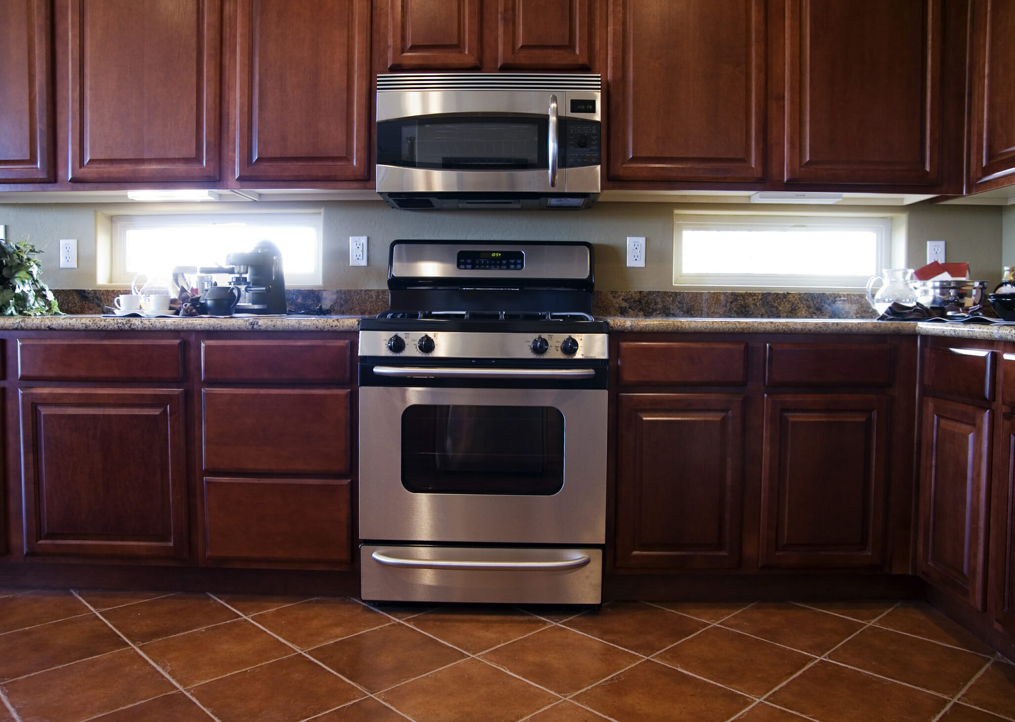 Kitchen Outstanding Mahogany Cabinets For Awesome Furniture Layjao