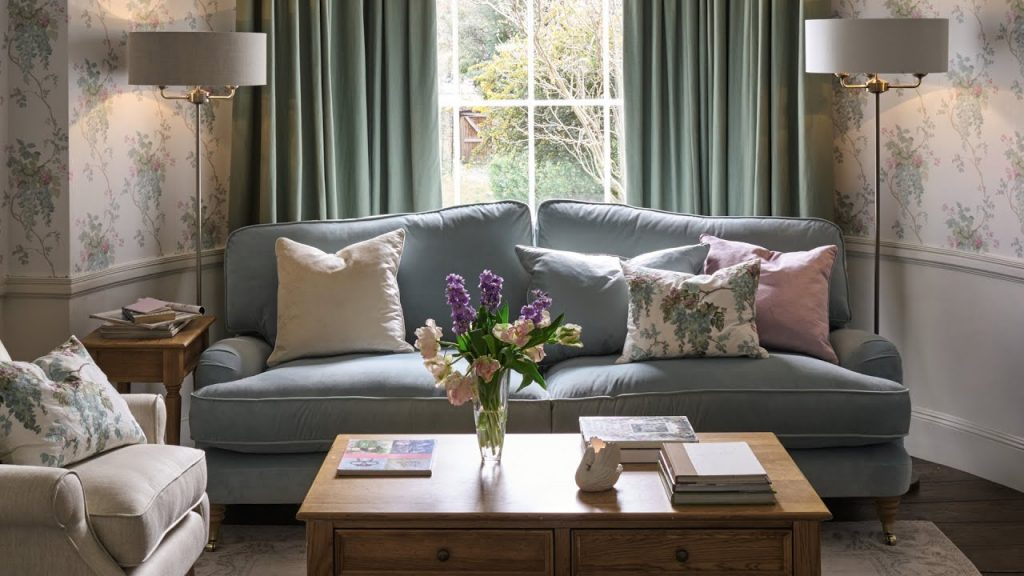 Laura Ashley Aw2016 Roomset Collections Youtube