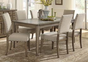 Casual Dining Table and Chairs