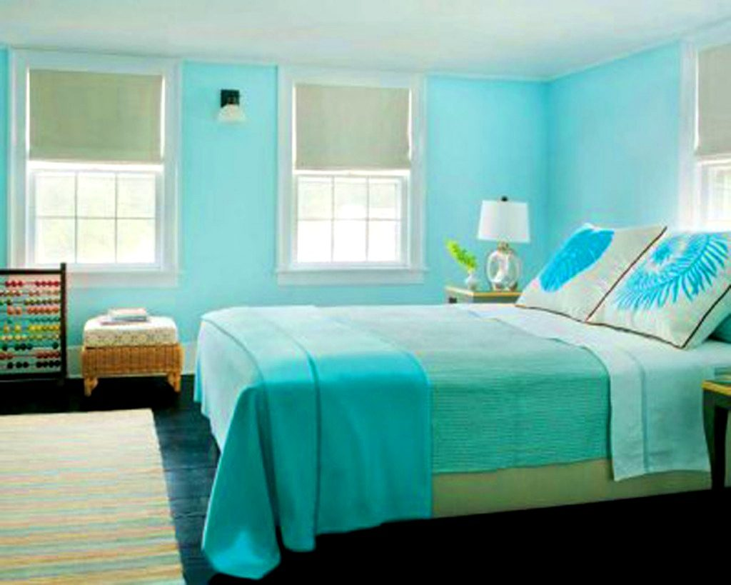 Light Blue Bedroom Furniture