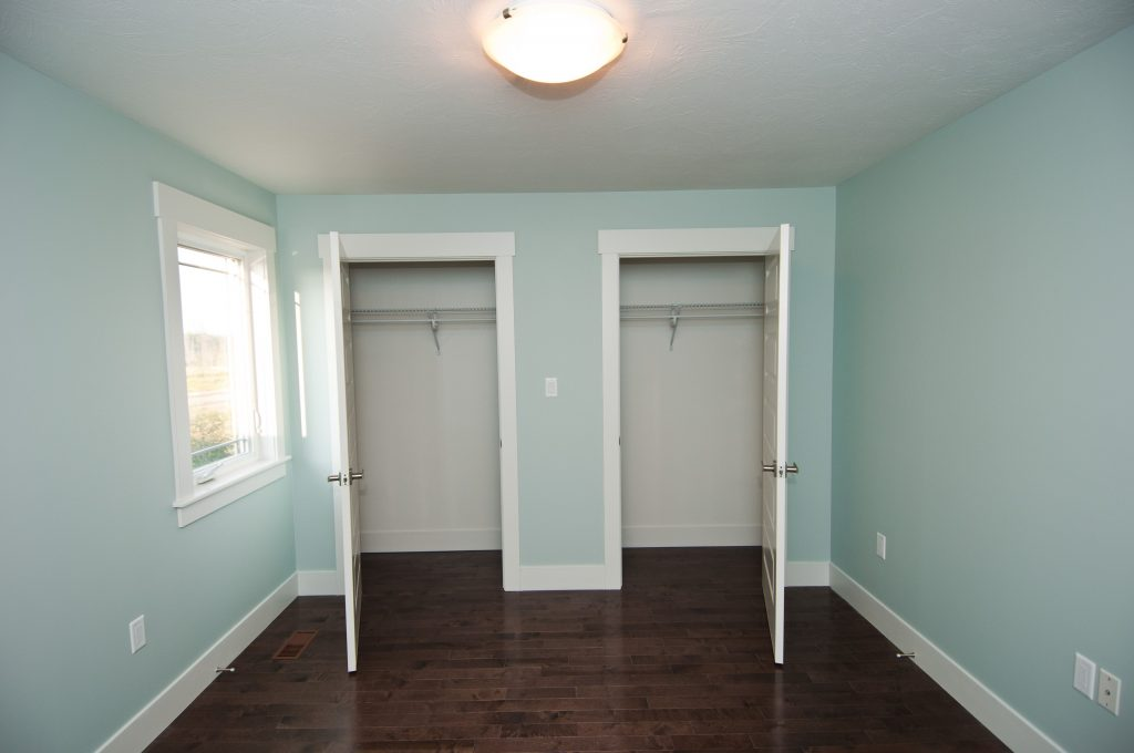 Light Turquoise Walls And Dark Brown Flooring Wow Custom Home