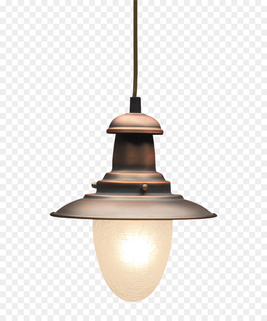 Lighting Pendant Light Copper Hanging Lamps Png Download 1875